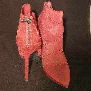 Jessica Simpson band booties